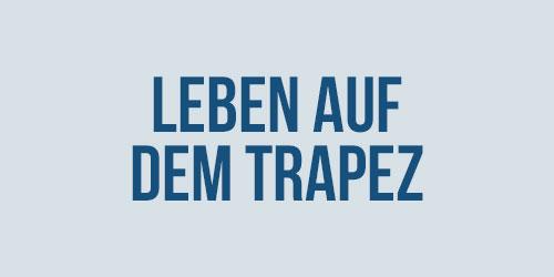 Leben auf dem Trapez Logo